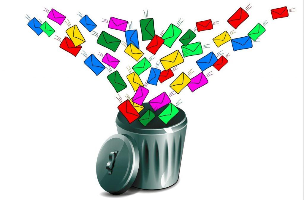 出会い系サイトPCMAXで届くたくさんの業者やサクラからのメール